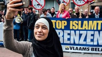 تبلیغات گسترده  ضد مهاجران و مسلمانان در انگلیس