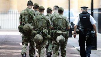 آمادهباش نظامی انگلیس برای مقابله با کرونا
