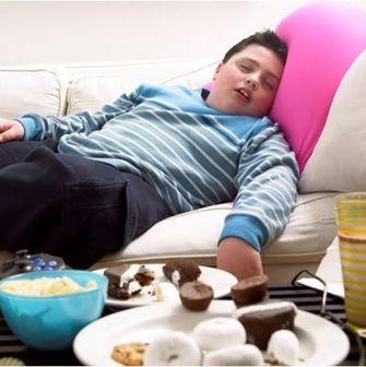 عامل اصلی چاقی کودکان