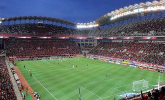 حضور 2 هزار پرسپولیسی در ورزشگاه ژاپن