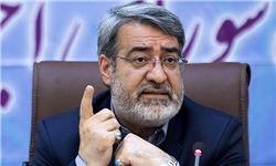 هشدار وزیر کشور /تجمیع تجهیزات و پول دشمنان در مرزها