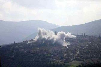 دفع حملات شدید ترکیه علیه کردها در عفرین