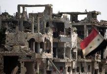 هشدار اتحادیه عرب نسبت به احتمال فروپاشی کامل سوریه