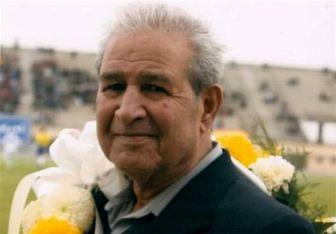بنیانگذار باشگاه صنعت نفت آبادان درگذشت