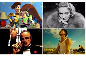معرفی 100 فیلم برتر تاریخ سینمای جهان