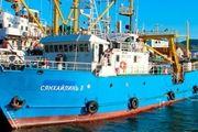 کره شمالی یک کشتی ماهیگیری روس را توقیف و 15 ملوان آن را بازداشت کرد