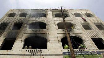 صحنههایی از جنایت جدید ائتلاف عربستان در یمن
