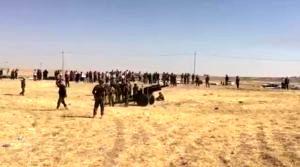 حمله توپخانهای نیروهای بارزانی به شمال کرکوک