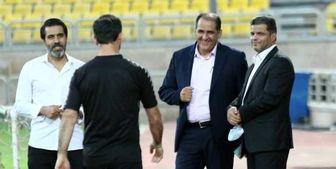 اولین تمرین بشار بعد از قرارداد جدید