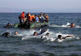 مرگ ۱۹۸۷ پناهجو در تلاش برای رساندن خود به سواحل اروپا
