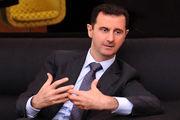 تصویری دیده نشده از رئیسجمهوری سوریه+ عکس