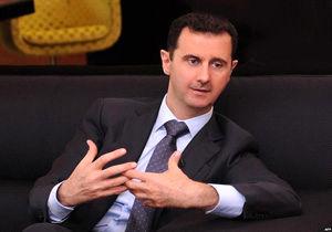 دیدار هیأت عالیرتبه روس با اسد