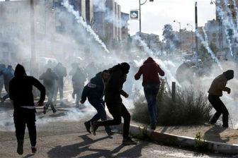 درگیری نظامیان اسرائیلی با فلسطینیها در الخلیل تشدید شد