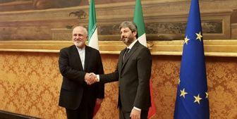 اروپا و ایتالیا همه تلاش خود را برای حفظ برجام انجام می دهند