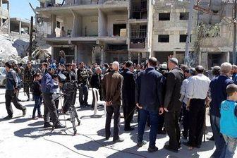 بازگشت بیش از ۵۰ هزار شهروند سوری به غوطه شرقی