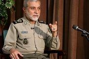 سرلشکر صالحی: نیروهای مسلح در اوج اقتدار هستند