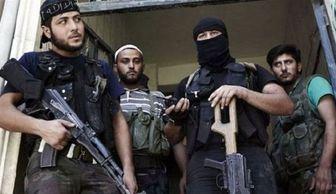 مبارز سریانی، تروریست داعش را سر برید