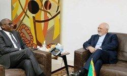 رایزنی وزرای خارجه ایران و سنگال در داکار