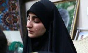 درد دل دختر سردار سلیمانی با پدرش +عکس