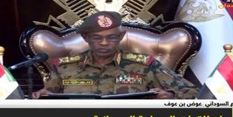 ارتش سودان عمر البشیر زندانی کرد