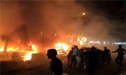 دو انفجار انتحاری در اطراف کاخ ریاست جمهوری سومالی