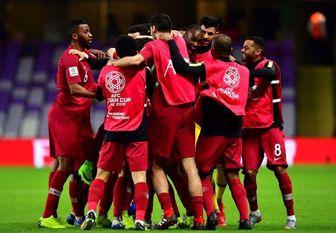 قطر ۲ -۰ لبنان/شروع خوب میزبان جام جهانی ۲۰۲۲ در امارات