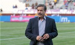 خداحافظی ابراهیمزاده با بازیکنان راهآهن