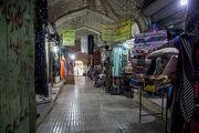 کسادی بازار سنتی کرمانشاه در اثر شیوع کرونا /گزارش تصویری
