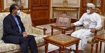 رایزنی سفیر ایران و وزیر دربار عمان در خصوص مسائل مهم منطقه