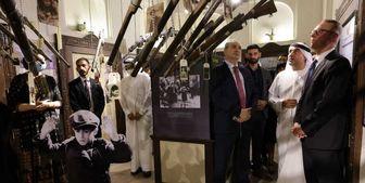 افتتاح نمایشگاه یادبود «هولوکاست» در دبی