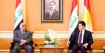 نخستوزیر عراق امروز در «اربیل» چه پروندههایی را بررسی میکند؟