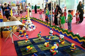 اختتامیه چهارمین دوره جشنواره ملی اسباب بازی آغاز شد