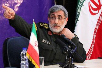 سردار قاآنی برای دشمنان ایران خط و نشان کشید