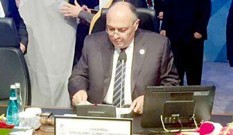 وزیرخارجه مصر استانبول را بدون خداحافظی ترک کرد