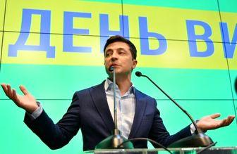 رهبر اوکراین مکالمه یا دیدار با وکیل ترامپ را رد کرد