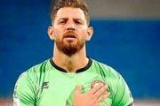 ذوب آهن دروازهبان تیم ملی فوتبال لبنان را جذب کرد