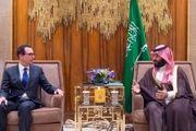 وزیر خزانهداری آمریکا با ولیعهد سعودی درباره اجرای تحریمهای ایران صحبت کرد