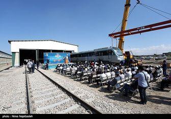عملیات اجرایی پروژه قطار سریعالسیر اصفهان ـ قم ـ تهران آغاز شد
