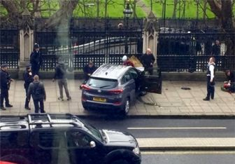 تیراندازی در مقابل پارلمان انگلیس/ 5 کشته و بیش از 40 زخمی تاکنون/ پارلمان تعطیل شد