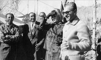 روابط غیراخلاقی محمدرضا پهلوی در دوران تأهل