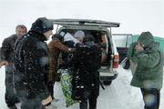 نجات جان زن باردار توسط نیروهای مرکز فوریت شهرستان کامیاران