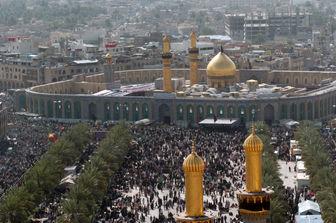 آمار ایرانیان حاضر در کربلا