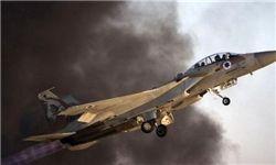 حمله دوباره جنگنده های رژیم صهیونیستی به نوار غزه