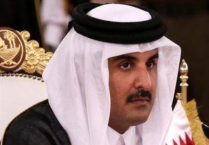 امیر قطر دست به قلم شد