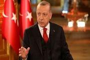 اردوغان: آمریکا بیش از 30 هزار کامیون سلاح به سوریه ارسال کرده است