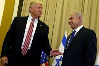 نتانیاهو: در دیدار با ترامپ تاریخ سازی می کنیم