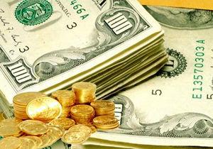 قیمت سکه و ارز در دوازدهم تیرماه 95+جدول