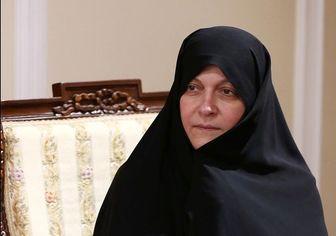اعلام زمان و مکان تدفین پیکر مرحومه فاطمه رهبر