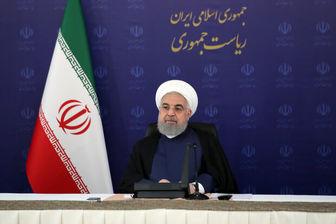 روحانی: شکستن تحریم در قدمهای آخر است