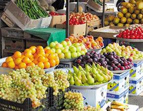افزایش دو برابری میوه در تعطیلات عید